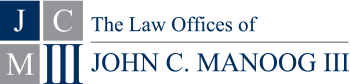 Logo of The Law Offices of John C. Manoog III